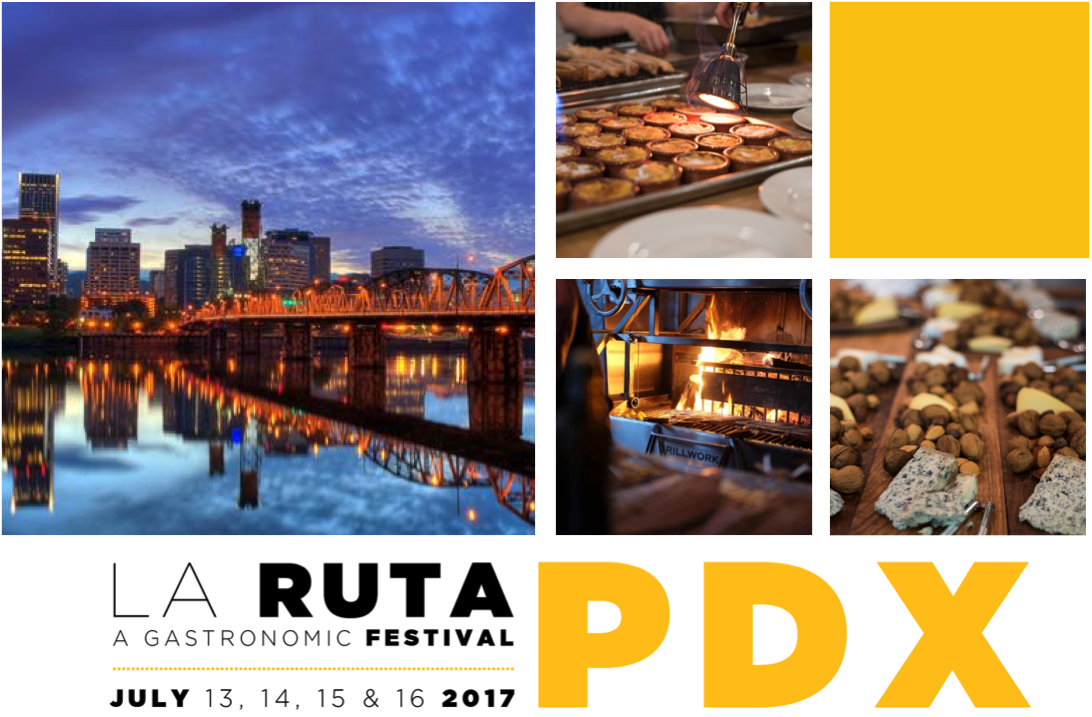 La Ruta PDX A Gastronomic Festival - Portland Culinary Podcast Episode 17