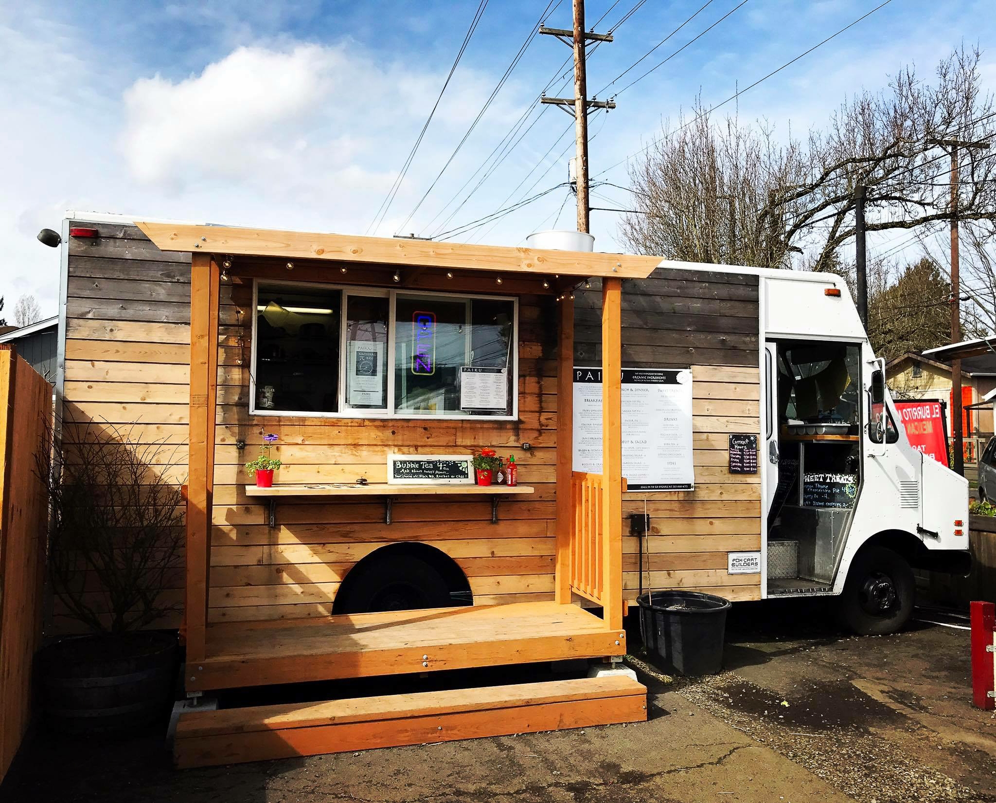 Paiku - From Food Cart to Brick and Mortar Restaurant – Portland Culinary Podcast Episode 26