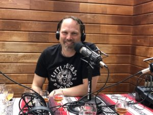 Charles Porter Little Beast Brewing Update - Portland Beer Podcast episode 73 by Steven Shomler