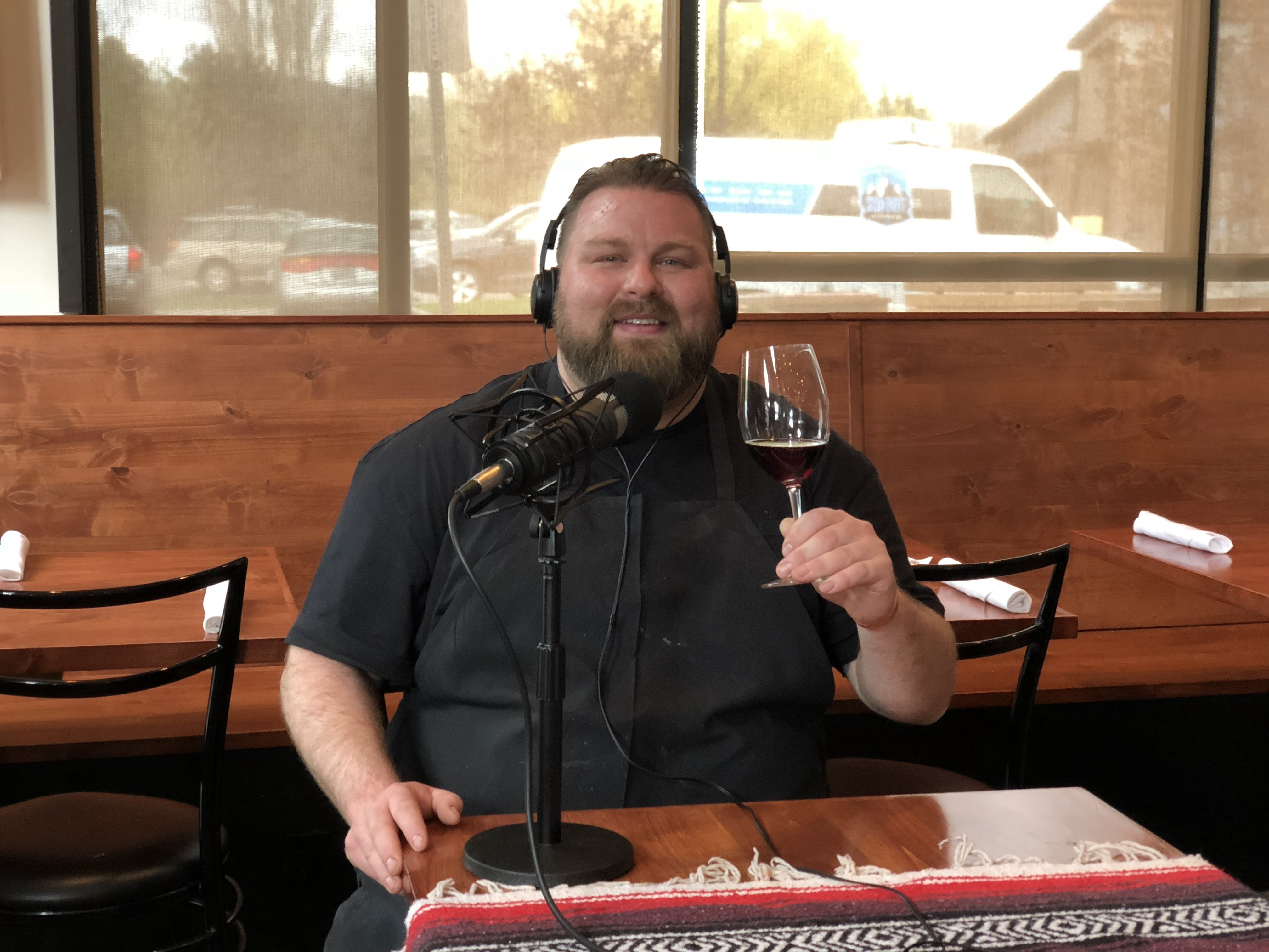 Cory Dragone Blacksmith Italian – Portland Culinary Podcast Episode 39 by Steven Shomler