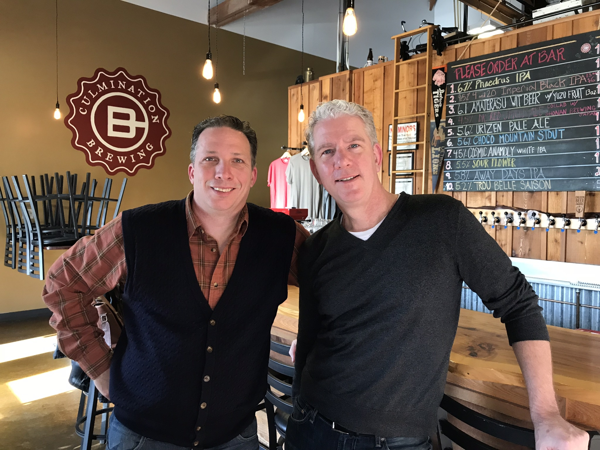 Tony Starlight Tony Starlight Showroom and Steve Brown Spin Catering – Portland Culinary Podcast Episode 43 by Steven Shomler