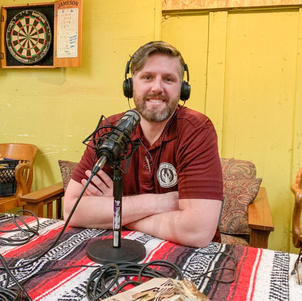 Chris Fontenot Founder A Cajun Life – Portland Culinary Podcast Episode 53 by Steven Shomler