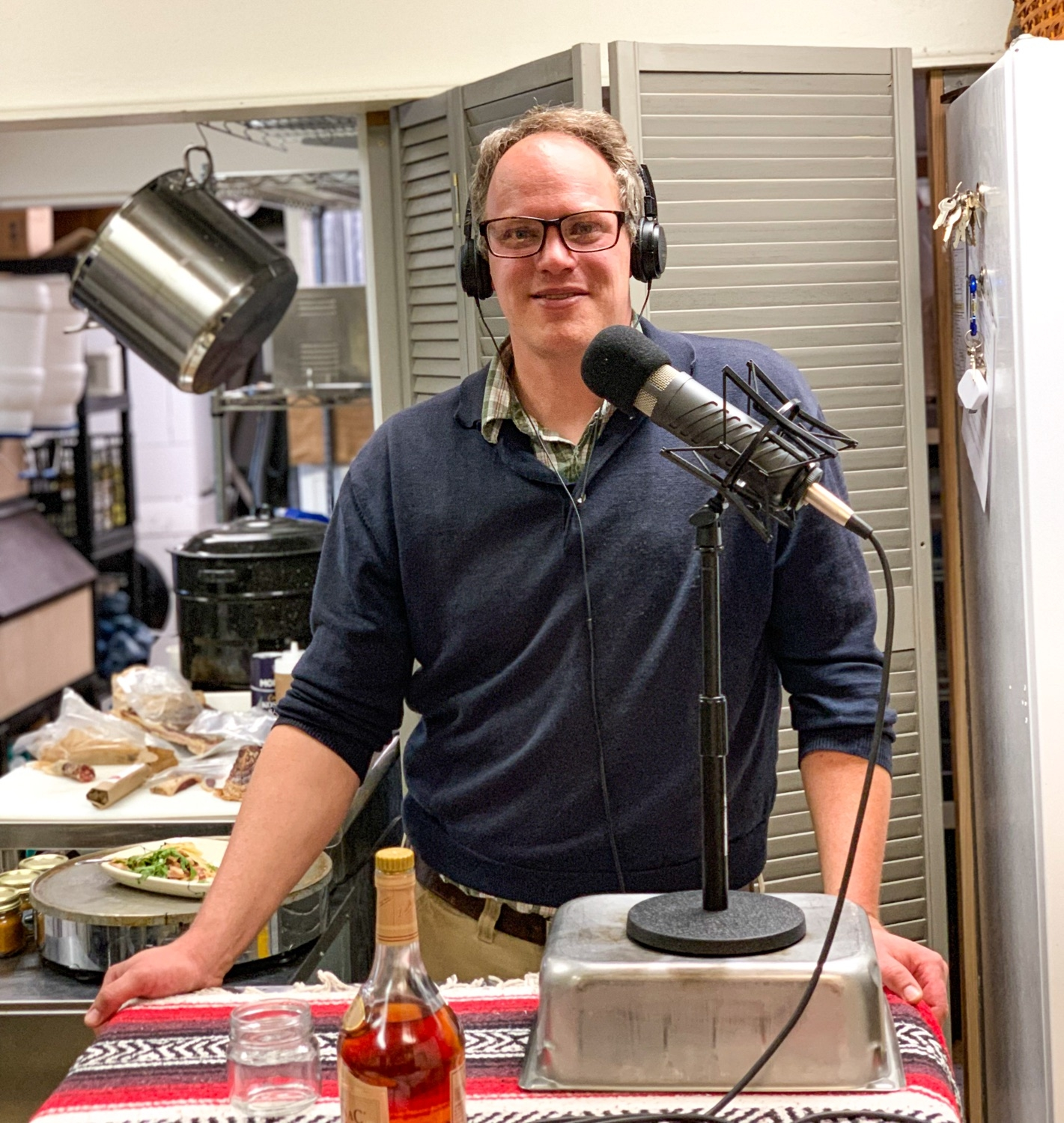 Nic Bryce Founder Rendezvous Food Truck & Grotto Meats – Portland Culinary Podcast Episode 61 by Steven Shomler
